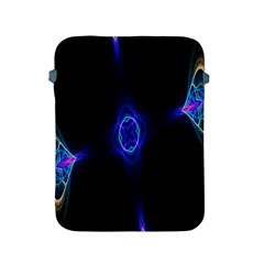 Lightning Kaleidoscope Art Pattern Apple Ipad 2/3/4 Protective Soft Cases