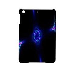 Lightning Kaleidoscope Art Pattern Ipad Mini 2 Hardshell Cases