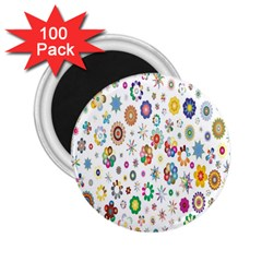 Design Aspect Ratio Abstract 2 25  Magnets (100 Pack)