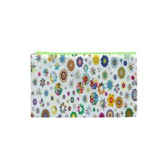 Design Aspect Ratio Abstract Cosmetic Bag (xs)