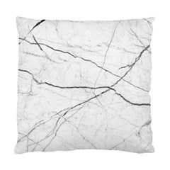 White Background Pattern Tile Standard Cushion Case (one Side)