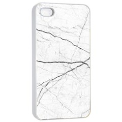 White Background Pattern Tile Apple Iphone 4/4s Seamless Case (white)