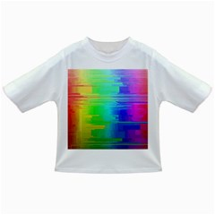 Colors Rainbow Chakras Style Infant/toddler T Shirts