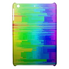 Colors Rainbow Chakras Style Apple Ipad Mini Hardshell Case