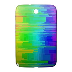 Colors Rainbow Chakras Style Samsung Galaxy Note 8 0 N5100 Hardshell Case