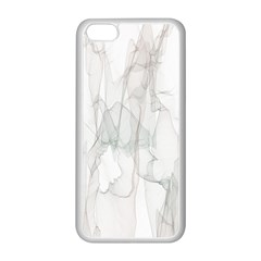 Background Modern Smoke Design Apple Iphone 5c Seamless Case (white)
