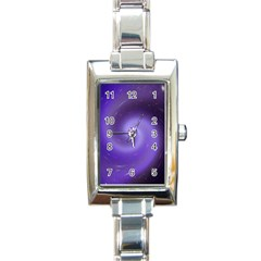 Spiral Lighting Color Nuances Rectangle Italian Charm Watch