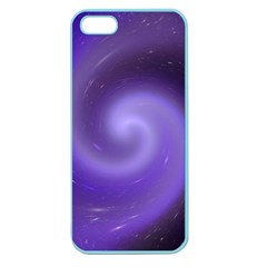 Spiral Lighting Color Nuances Apple Seamless Iphone 5 Case (color)