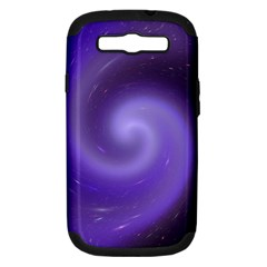 Spiral Lighting Color Nuances Samsung Galaxy S Iii Hardshell Case (pc+silicone)