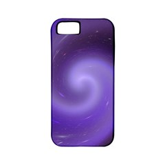 Spiral Lighting Color Nuances Apple Iphone 5 Classic Hardshell Case (pc+silicone)