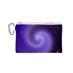 Spiral Lighting Color Nuances Canvas Cosmetic Bag (s)