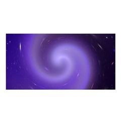 Spiral Lighting Color Nuances Satin Shawl