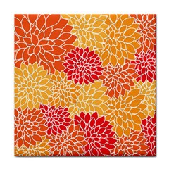 Abstract Art Background Colorful Face Towel