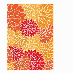Abstract Art Background Colorful Small Garden Flag (two Sides)