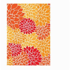 Abstract Art Background Colorful Large Garden Flag (two Sides)