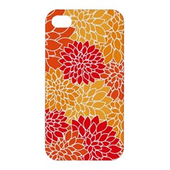 Abstract Art Background Colorful Apple Iphone 4/4s Premium Hardshell Case