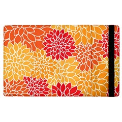 Abstract Art Background Colorful Apple Ipad 3/4 Flip Case