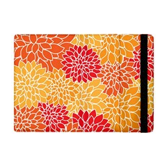 Abstract Art Background Colorful Apple Ipad Mini Flip Case