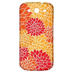 Abstract Art Background Colorful Samsung Galaxy S3 S Iii Classic Hardshell Back Case