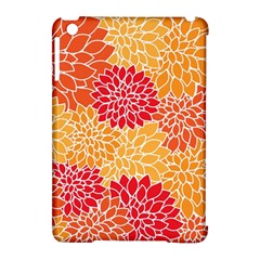 Abstract Art Background Colorful Apple Ipad Mini Hardshell Case (compatible With Smart Cover)