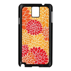 Abstract Art Background Colorful Samsung Galaxy Note 3 N9005 Case (black)