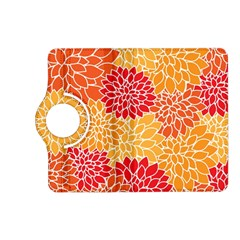 Abstract Art Background Colorful Kindle Fire Hd (2013) Flip 360 Case