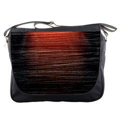 Background Red Orange Modern Messenger Bags