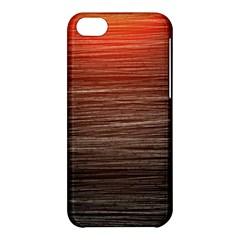 Background Red Orange Modern Apple Iphone 5c Hardshell Case