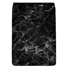 Black Texture Background Stone Flap Covers (s)
