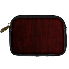 Grunge Brown Abstract Texture Digital Camera Cases