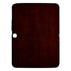 Grunge Brown Abstract Texture Samsung Galaxy Tab 3 (10 1 ) P5200 Hardshell Case