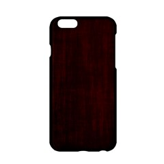 Grunge Brown Abstract Texture Apple Iphone 6/6s Hardshell Case