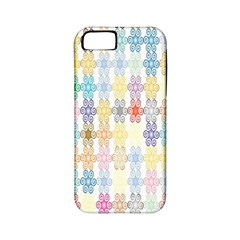 Background Wallpaper Spirals Twirls Apple Iphone 5 Classic Hardshell Case (pc+silicone)