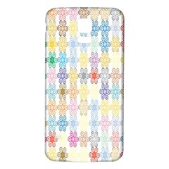 Background Wallpaper Spirals Twirls Samsung Galaxy S5 Back Case (white)
