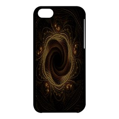 Beads Fractal Abstract Pattern Apple Iphone 5c Hardshell Case