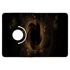 Beads Fractal Abstract Pattern Kindle Fire Hdx Flip 360 Case