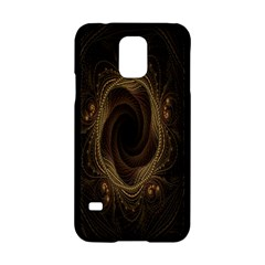 Beads Fractal Abstract Pattern Samsung Galaxy S5 Hardshell Case