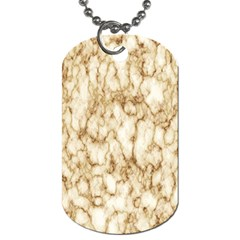 Abstract Art Backdrop Background Dog Tag (one Side)
