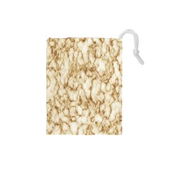 Abstract Art Backdrop Background Drawstring Pouches (small)