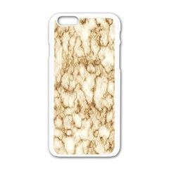 Abstract Art Backdrop Background Apple Iphone 6/6s White Enamel Case