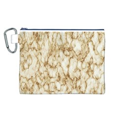 Abstract Art Backdrop Background Canvas Cosmetic Bag (l)