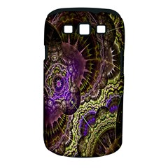Abstract Fractal Art Design Samsung Galaxy S Iii Classic Hardshell Case (pc+silicone)