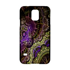 Abstract Fractal Art Design Samsung Galaxy S5 Hardshell Case