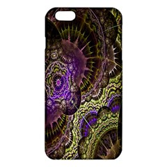 Abstract Fractal Art Design Iphone 6 Plus/6s Plus Tpu Case