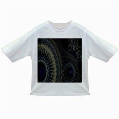 Fractal Spikes Gears Abstract Infant/toddler T Shirts