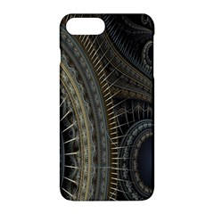 Fractal Spikes Gears Abstract Apple Iphone 8 Plus Hardshell Case