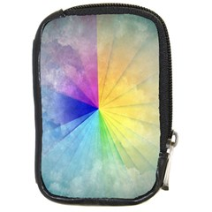 Abstract Art Modern Compact Camera Cases