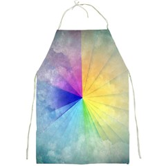 Abstract Art Modern Full Print Aprons