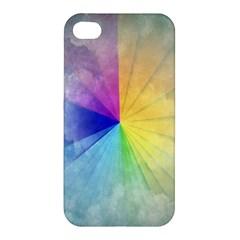 Abstract Art Modern Apple Iphone 4/4s Hardshell Case
