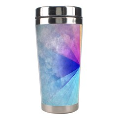 Abstract Art Modern Stainless Steel Travel Tumblers
